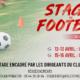 Stagers de football US LES FINS au mois d'avril 2021